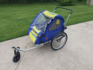 Schwinn carrier/ stroller for Sale in La Porte, TX