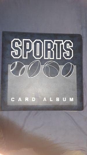 Basketball Card Album for Sale in Ontario, CA