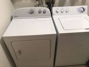 Washer and dryer for Sale in Naperville, IL