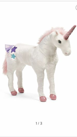 BNIB Melissa and Doug Giant Plush Unicorn for Sale in Los Angeles, CA