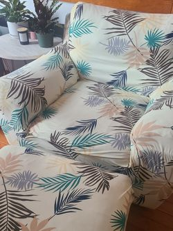 Super Comfy Chair + Ottoman for Sale in Seattle,  WA