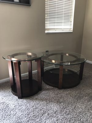 Coffee Table & End Table for Sale in Oakdale, PA