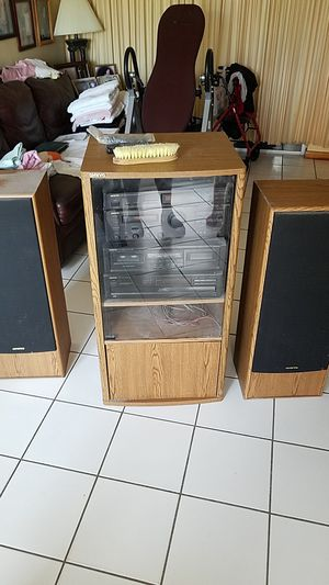 Onkyo stereo system for Sale in Miami, FL