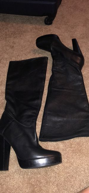 Leather knee high Aldo boots for Sale in Houston, TX