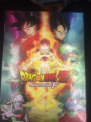 Dragon Ball Z Resurrection F DVD for Sale in Charlotte, NC