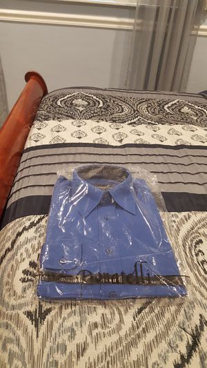 Donatelli Dress Shirt 14 1/2 32-33 for Sale in Lake Worth, FL