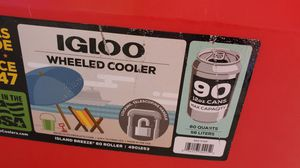 Igloo cooler for Sale in Schaumburg, IL