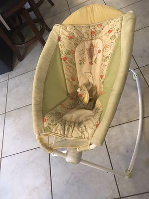 Free yellow bassinet for Sale in Buckeye, AZ