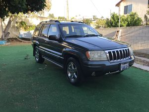 2004 Jeep Grand Cherokee overland / parting out for Sale in Los Angeles, CA