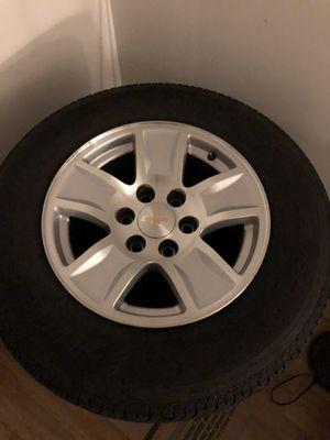"""17"""" Chevrolet Silverado Wheels & Tires for Sale in Manassas Park, VA"""