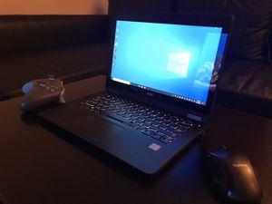 Latitude Touchscreen // Core i7 // 16GB RAM // 256GB SSD // Windows 10 // Office for Sale in Houston, TX