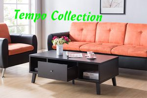 NEW, Jamie Coffee Table / Center Table, Espresso Color, SKU# 172255CT for Sale in Westminster, CA