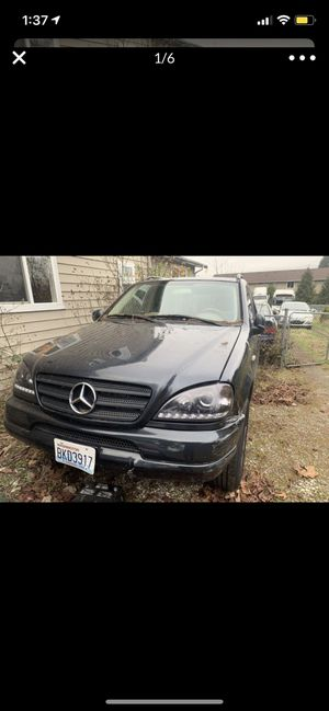 CHEAP PRICESS!!!! 2000 MERCEDES-BENZ ML430 COMPLETE PART OUT for Sale in Bothell, WA
