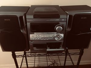 Aiwa cx-na 303 stereo system for Sale in Ashburn, VA