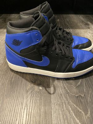 Authentic 2001 Jordan Royals size 12 for Sale in Pasadena, CA