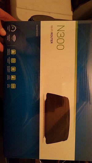 Linksys N300 Wifi Router $20 for Sale in Las Vegas, NV