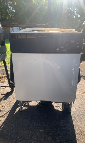 White and black dishwasher for Sale in Forest Hills, TN