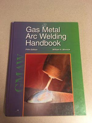 Welding textbook for Sale in Clovis, CA