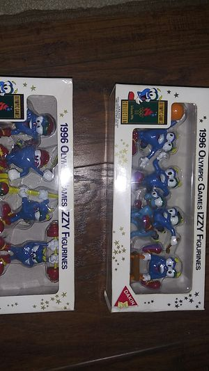 1996 Olympic Games IZZY Figurines for Sale in Ada, OK