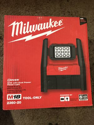 Milwaukee New led (tool only) Nuevo for Sale in Los Angeles, CA