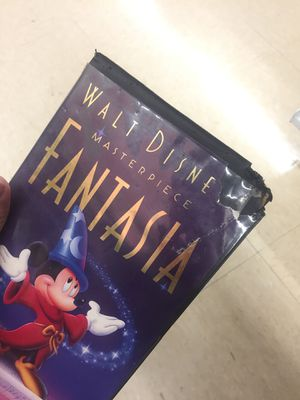 Fantasia VHS for Sale in Temple City, CA
