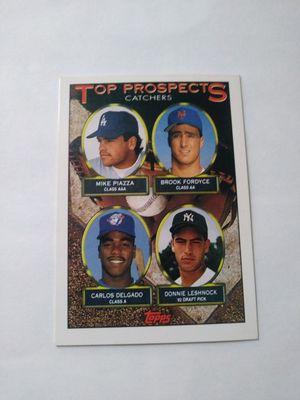 1990 Topps Prospect Catcher #701 Baseball Trading Card for Sale in Las Vegas, NV
