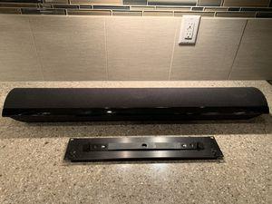Paradigm Cinema Trio Soundbar Speaker, 3 channel, 7 driver, 2 way acoustic for Sale in Sioux Falls, SD