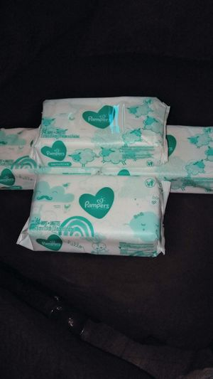Pampers Wipe Refills for Sale in Clarksburg, CA