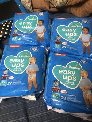 Pampers easy ups $6.50 for Sale in Orlando, FL
