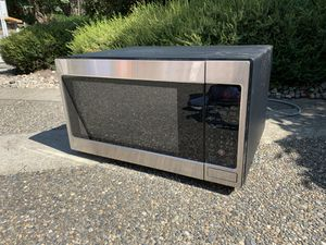 LG Full Size Microwave for Sale in Bellevue, WA