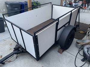 Utility trailer for Sale in Lakewood, CA