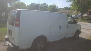 Chevy work van for Sale in SUGARCRK Township, OH