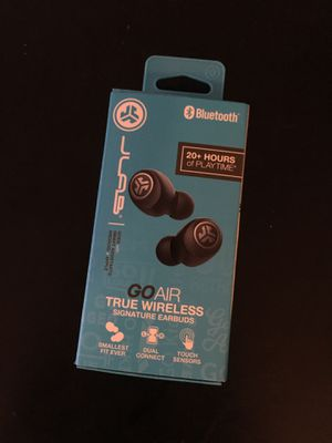 JLAB GO AIR Wireless Bluetooth Earbuds for Sale in Denver, CO