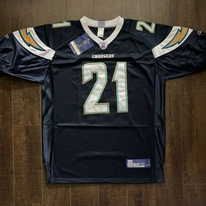 Tomlinson Chargers Throwback Jersey Brand New XL for Sale in Phoenix, AZ