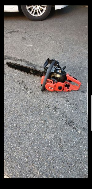Craftsman professional chainsaw! for Sale in Clackamas, OR