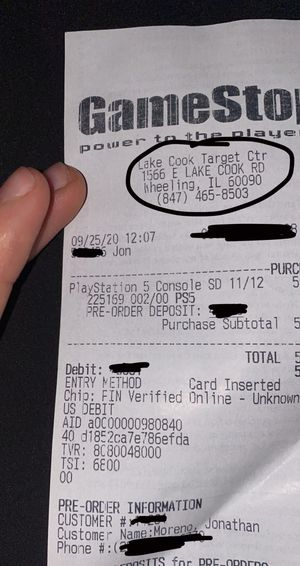 Playstation 5 PRE ORDER!!! for Sale in Arlington Heights, IL