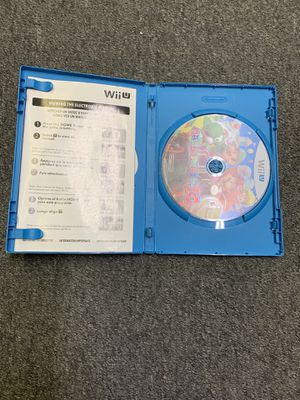 Nintendo Wii U Mario Party 10 for Sale in Lakewood, OH