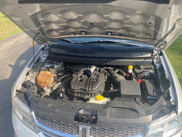 Dodge Journey SXT 2013,miles 132000