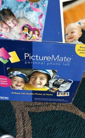 Picture mate personal photo lap for Sale in Manassas, VA