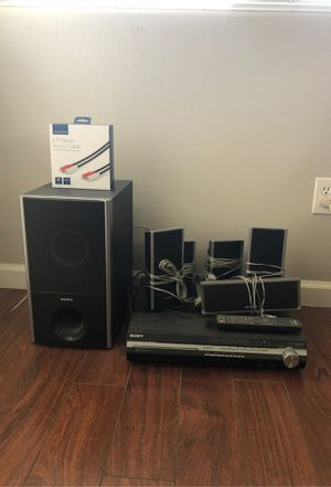 Sony Surround Sound for Sale in Bakersfield, CA