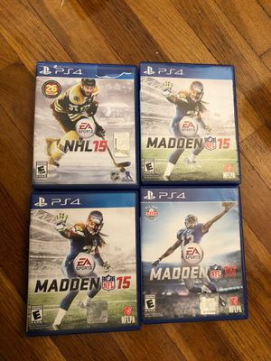 PS4 games for Sale in Providence, RI