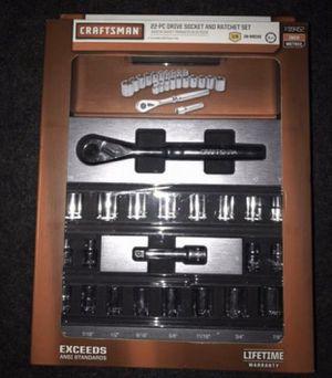 Craftsman Tool Set / Ratchet / Socket / Tools for Sale in Los Angeles, CA
