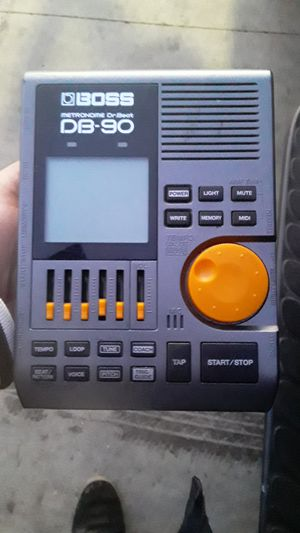 Boss metronome db 90 for Sale in Los Angeles, CA