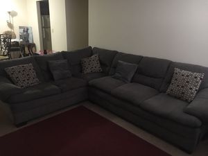 L-Shaped Sectional Couch for Sale in Columbus, OH