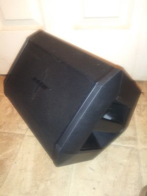 BOSE S1 PRO BLUETOOTH PA SPEAKER for Sale in Portland, OR