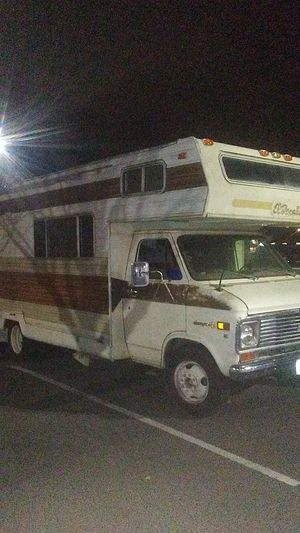 76 chevy van 30 motor home for Sale in Kennewick, WA