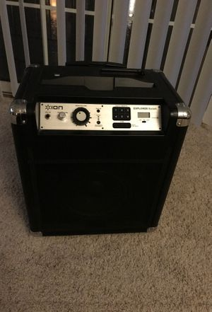 ION boombox for Sale in Novi, MI