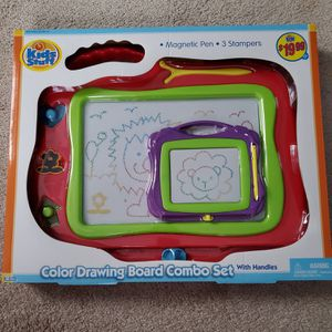 NEW Color Drawing Board Combo Set with Handles for Sale in Raleigh, NC