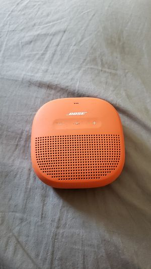 Bose SoundLink micro for Sale in Tinton Falls, NJ