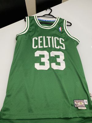 Official NBA jersey - Celtics ( Larry bird ) for Sale in Nashville, TN